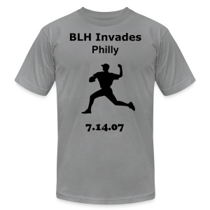 Philly Invasion T - Men's Fine Jersey T-Shirt
