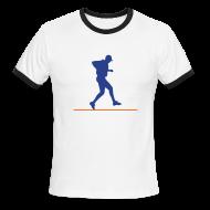 T-Shirts ~ Men's Ringer T-Shirt ~ OLLIE! Ringer
