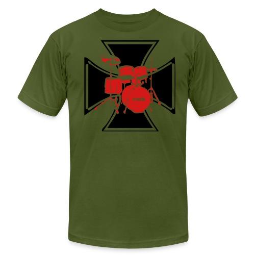 Men's Jersey Tee (AA Brand) - Men's Fine Jersey T-Shirt