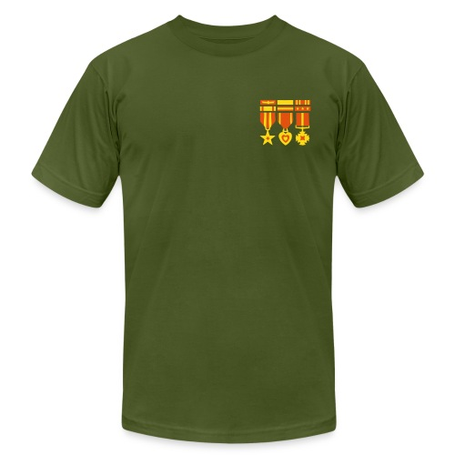 Medals Men's Jersey Tee (AA Brand) - Men's  Jersey T-Shirt