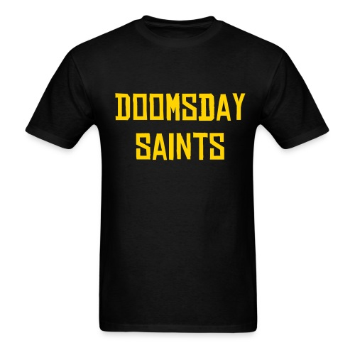 Doomsday Yellow - Men's T-Shirt