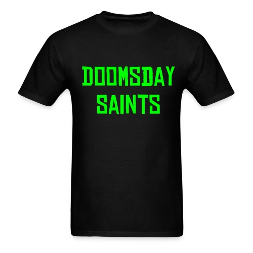 Doomsday Neon Green - Men's T-Shirt