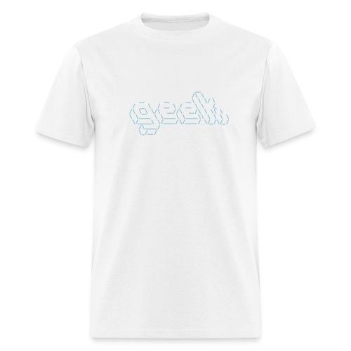 Geek ascii Art - Men's T-Shirt