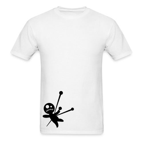 Voodoo Hip White - Men's T-Shirt