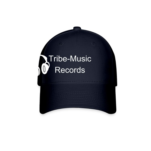 Tribe-Music Records Baseball Cap Dark Blue - Baseball Cap