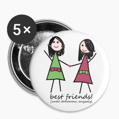 White Best Friends Accessories