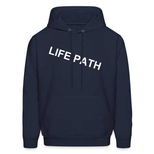 Life Path Hooded Sweatshirt - Men's Hoodie