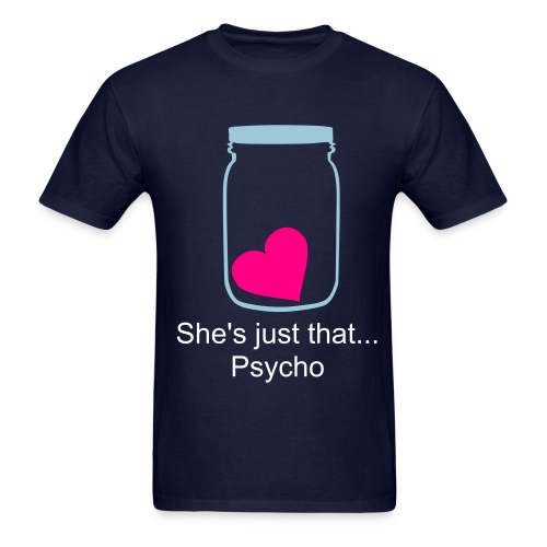 Heart 'N Jar - Men's T-Shirt
