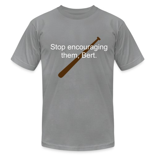 Make it stop, Bert - Men's Fine Jersey T-Shirt
