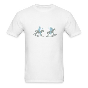 cops n robbers - Men's T-Shirt