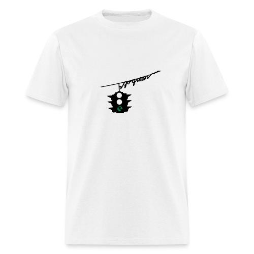 go green - Men's T-Shirt