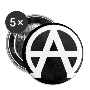 Alpha & Omega - Small Buttons