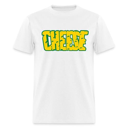 Cheeeeese - Men's T-Shirt