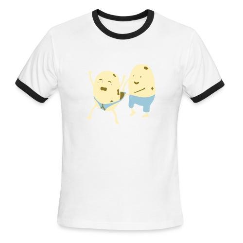Potato Shirt - Men's Ringer T-Shirt