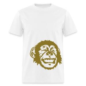 Big Chimpin' - Men's T-Shirt
