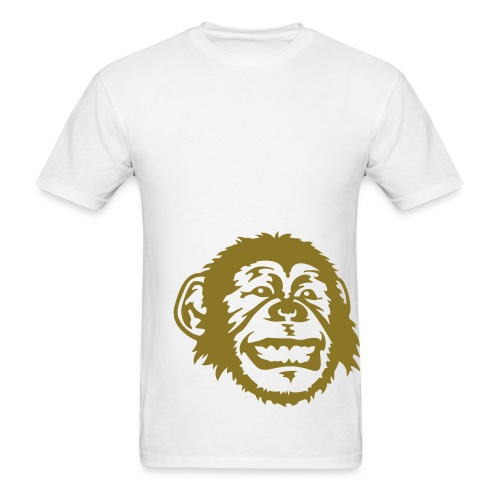 Big Chimpin' - Men's T-Shirt