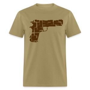 SHOOTER - Men's T-Shirt