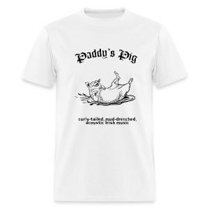 Paddy's Pig Shirt - Men's T-Shirt