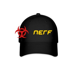 flex-fit biohazard nerfers cap - Baseball Cap