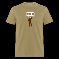 T-Shirts ~ Men's T-Shirt ~ [seashells]
