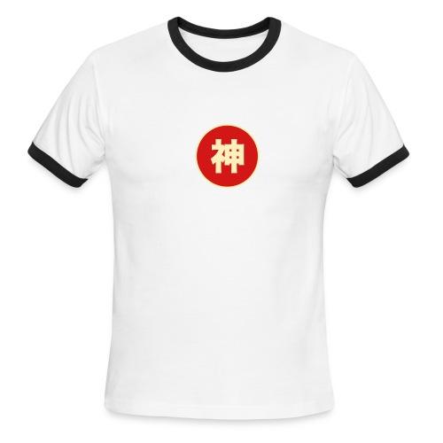 Spirit Ringer T  - Men's Ringer T-Shirt