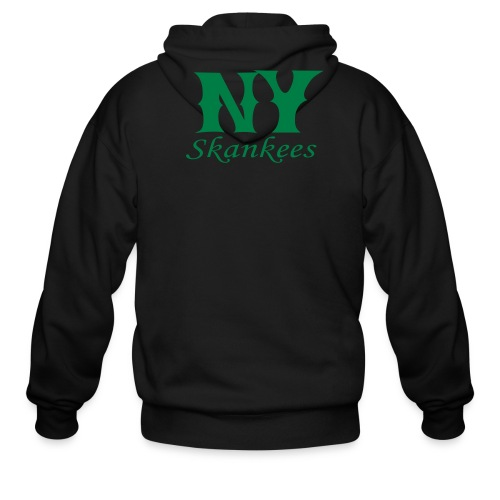 Ausweed NY shankees limited edition - Men's Zip Hoodie