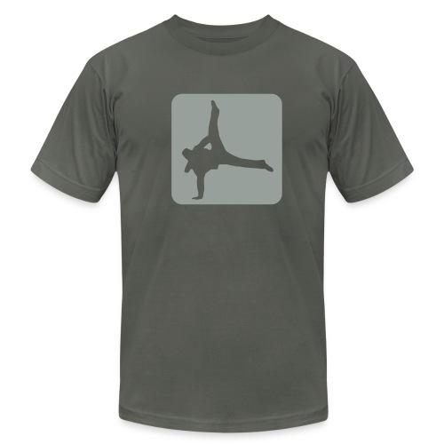 * Break Dance - Men's Fine Jersey T-Shirt