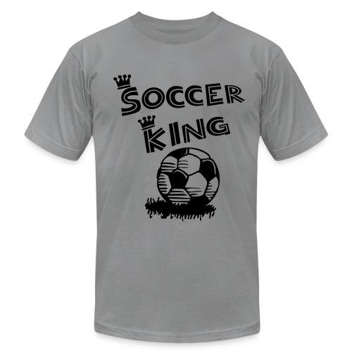 Soccer Maniac - Men's  Jersey T-Shirt