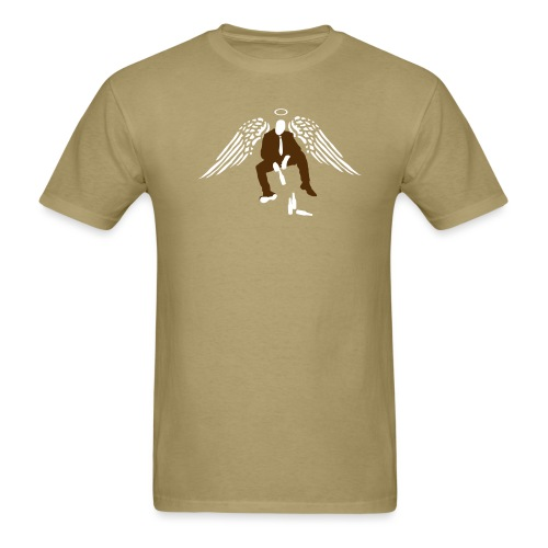 [drinkingangel] - Men's T-Shirt