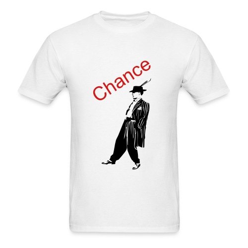 Chance Oldies T Red - Men's T-Shirt