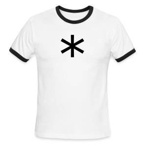 Bonds Asterik Ringer T - Men's Ringer T-Shirt