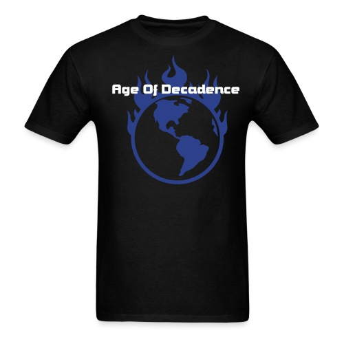 Age Of Decadence-The Beginning - Men's T-Shirt