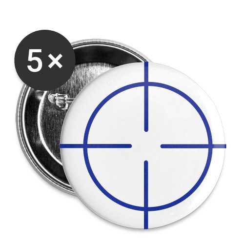 XcXBOLISTIC PIN - Buttons small 1'' (5-pack)