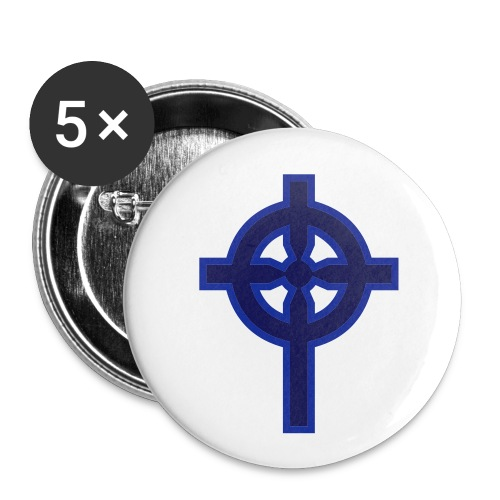 Cross Button - Large Buttons