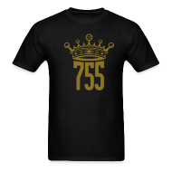 T-Shirts ~ Men's T-Shirt ~ Metallic Gold King