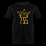 T-Shirts ~ Men's T-Shirt ~ Metallic Gold King