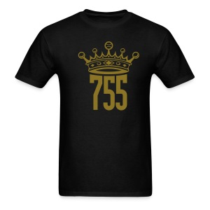 Metallic Gold King - Men's T-Shirt
