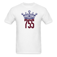 T-Shirts ~ Men's T-Shirt ~ Home Run King TShirt