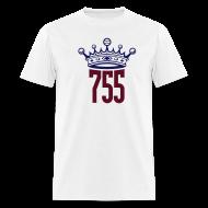 T-Shirts ~ Men's T-Shirt ~ Home Run King TShirt