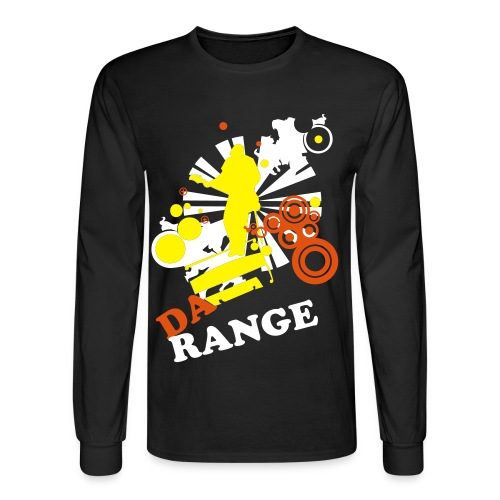 DA RANGE COSTUMZ - Men's Long Sleeve T-Shirt