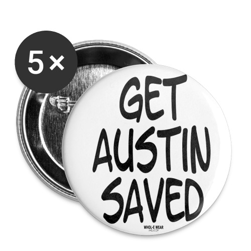 WW Get Austin Saved Buttons - Small Buttons