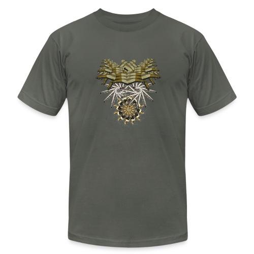 tribal mask 1g - Men's Fine Jersey T-Shirt