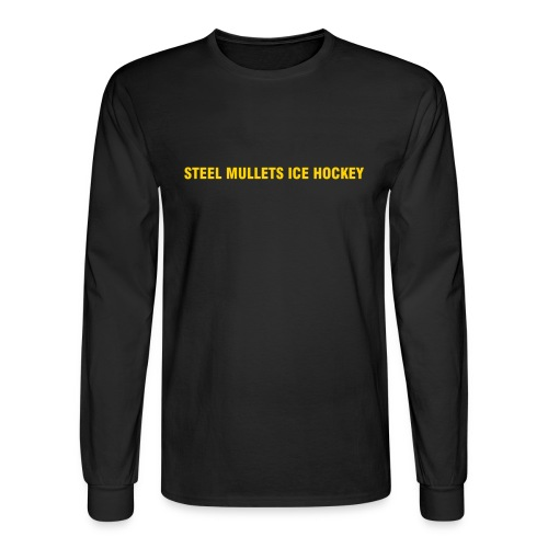 Ice Hockey Under Shirt - Men's Long Sleeve T-Shirt