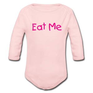 Baby Girl's One-Piece - Long Sleeve Baby Bodysuit