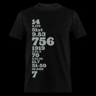 T-Shirts ~ Men's T-Shirt ~ Barry Bonds Tainted Love TShirt