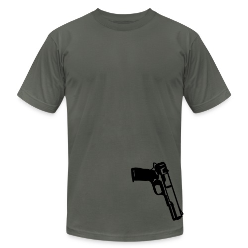Gun - Men's Fine Jersey T-Shirt