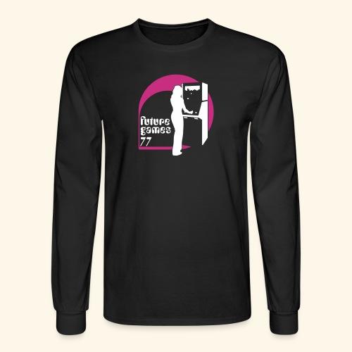 Futuregames 77 - Men's Long Sleeve T-Shirt