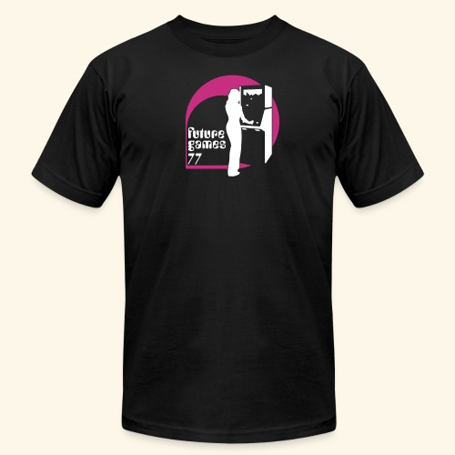 Futuregames 77 - Men's Fine Jersey T-Shirt