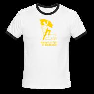T-Shirts ~ Men's Ringer T-Shirt ~ [dickholes]