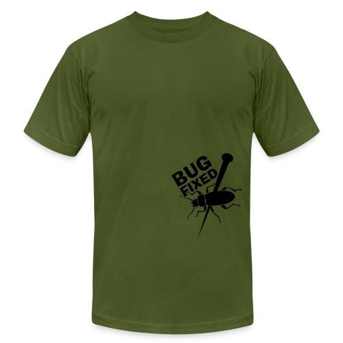Bug Fixed - Men's Fine Jersey T-Shirt